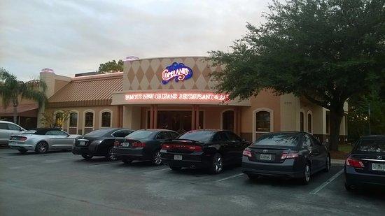 Copeland S New Orleans Restaurant Tampa Fl