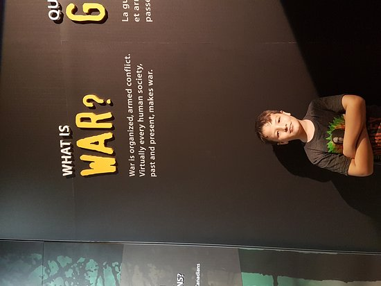 Ottawa, Canadá: Museo canadiense de la guerra