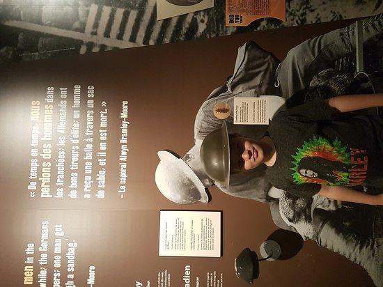 Ottawa, Canada: Museo canadiense de la guerra
