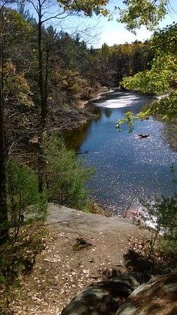 West Brookfield, MA: Beautiful views