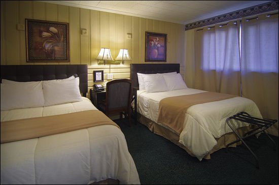 Amherst, VA: Nice Beds and Bedding