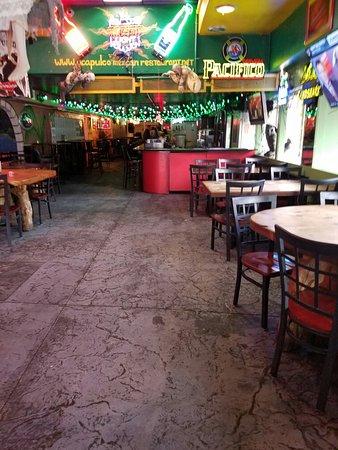 Acapulco Mexican Restaurant Bar Amarillo Tx