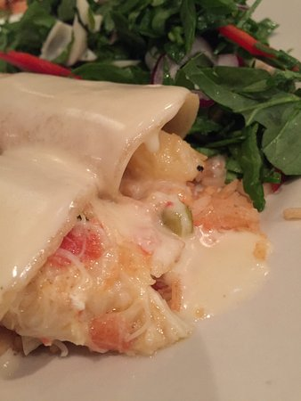 "Via Real Gourmet Mexican: ""Ceviche, Sea Bass Enchilada..."""