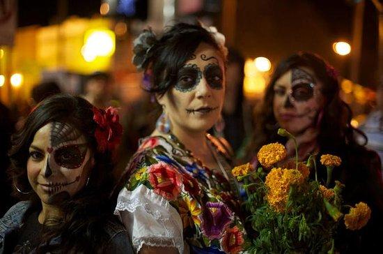 Celebración del Día de muertos en...