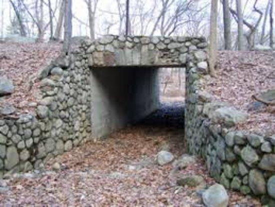 Stony Point, Estado de Nueva York: Stone bridge