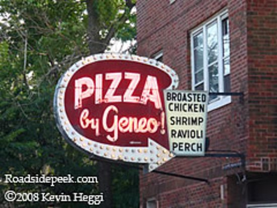 Harvey, IL: Same location since 1959. Make Chicago style pizza by hand using real ingredients