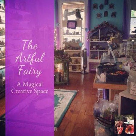 Victor, NY: Magic and Creativity awaits you at The Artful Fairy