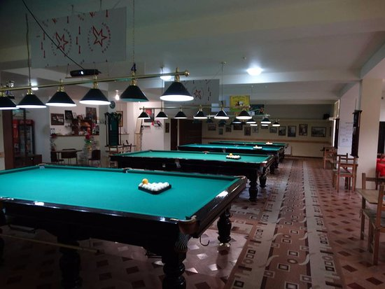 Russian Billiard School Salen