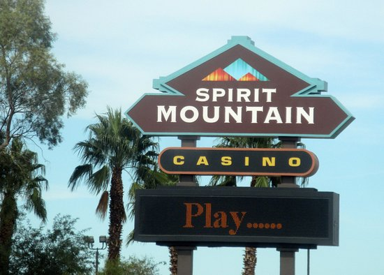 Spirit mountain casino in oregon brian leblanc gambling