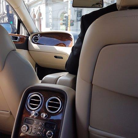 Bentley Flying Spur Interior Ichauffeur Australia Picture Of