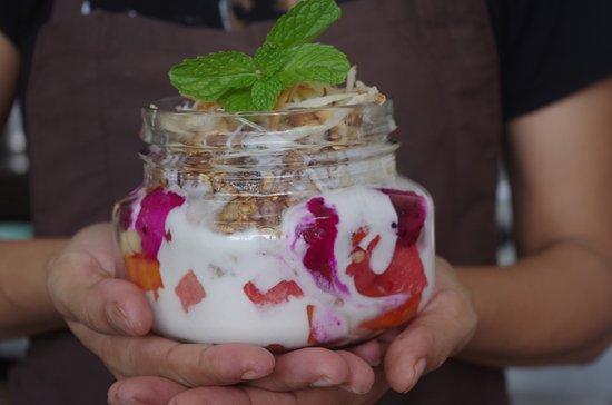 coffee n oven energy jar healthy breakfast