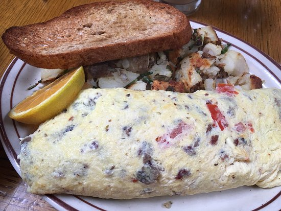 Don Taylor's Omelette Express: photo5.jpg