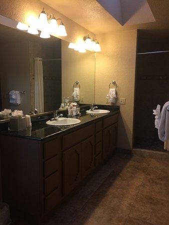 Sedona Springs Resort: 部屋にジェットバス、洗濯乾燥機が付いていました。