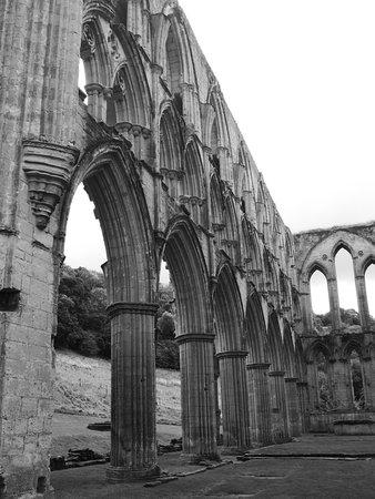 Helmsley, UK: Gothic arches