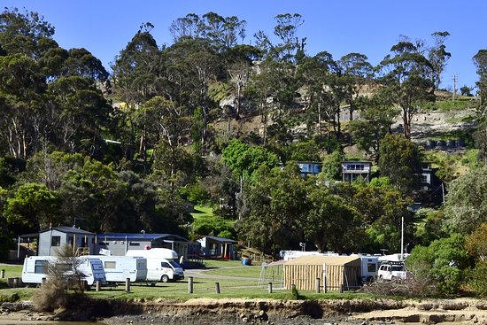 Wye River Foreshore Camping Reserve