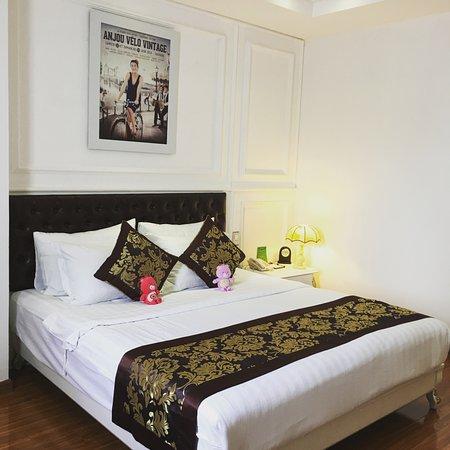 Alagon Saigon Hotel & Spa Photo
