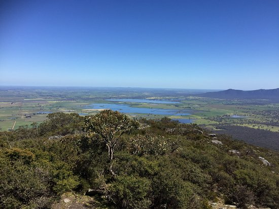 Dunkeld, Australia: View from the Top
