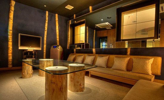 Ezo niseko cho higashiyama onsen restaurant reviews for Karaoke room design ideas