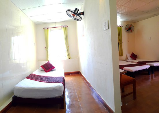 Memories Homestay : Dorm room for 4 people