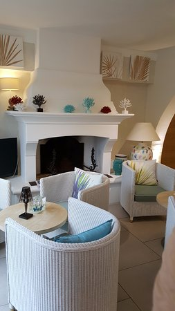 Hotel Le Mouillage : Lobby