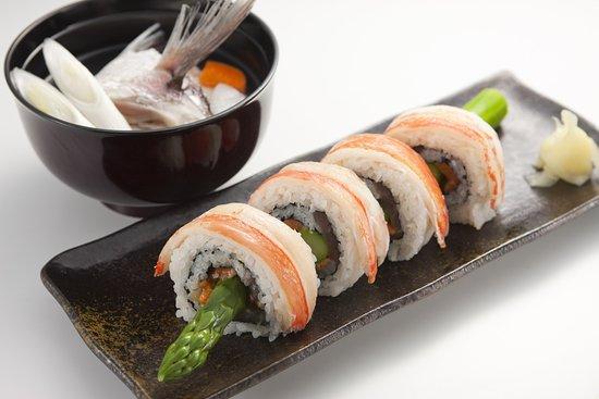 Abuta-gun, Japan: Sushi Roll
