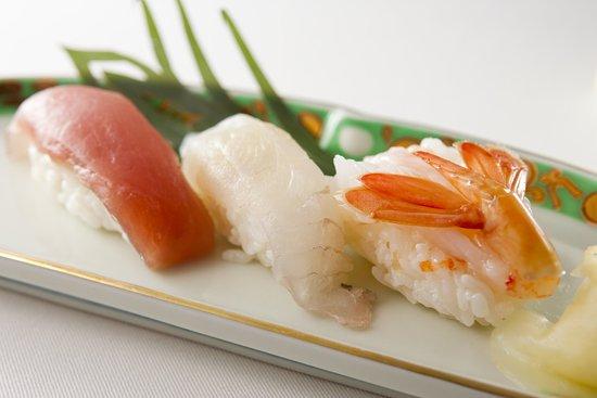 Abuta-gun, Japan: Sushi