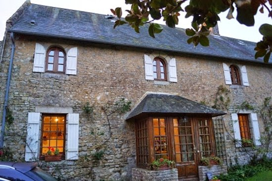 Isigny-sur-Mer, Γαλλία: The Cottage we stayed in.