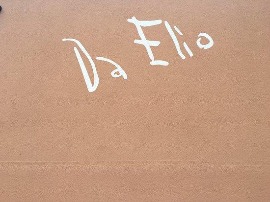 Grotto-Pizzeria Da Elio: Da Elio.....