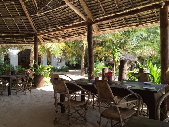 Kilima Kidogo Bar & Restaurant : Restaurant