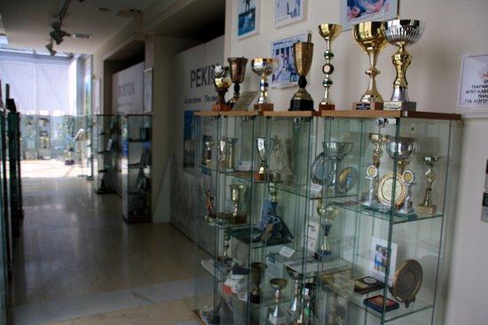 Marathon Run Museum: Musée