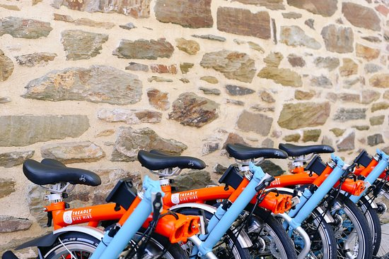 Treadly Bike Hire