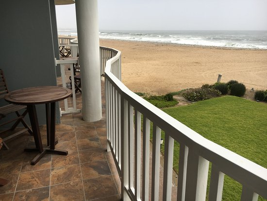 SeaSide Hotel and Spa: View from room No 122