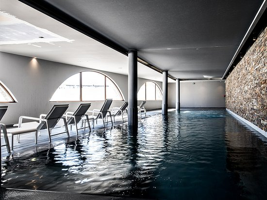 Hotel Le Val Thorens : Spa