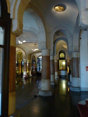 Casa Fuster Hotel: lobby