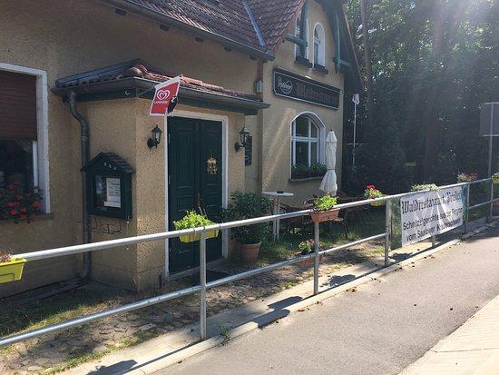 Trebbin, Germany: Deutsche Küche gut Bürgerliche Küche
