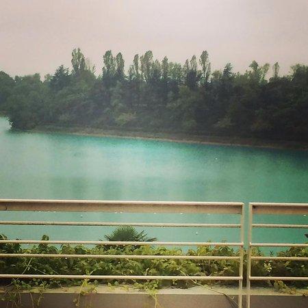 Lovadina, Italia: Vista dalla camera