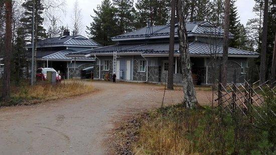Salla, Finland: Loma-asunto vuokrattiin Holiday Clubin kautta