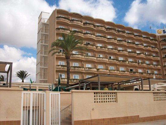 san luis hotel picture of portblue san luis s 39 algar. Black Bedroom Furniture Sets. Home Design Ideas