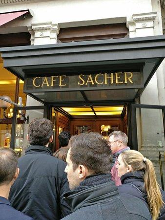 Special and original Sacher!
