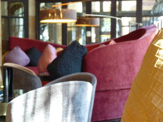Casa Fuster Hotel: bar lounge de l'hôtel