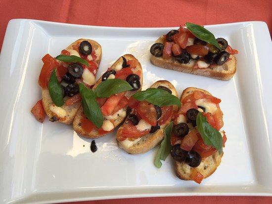 Italienisch Mittagessen