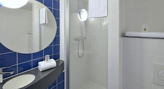 badezimmer - bild von b&b hotel braunschweig-nord, braunschweig, Design ideen