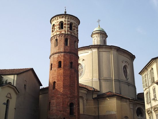Red Tower of St. Secundus