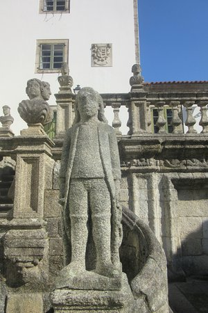 Bergondo, España: Mayordomo