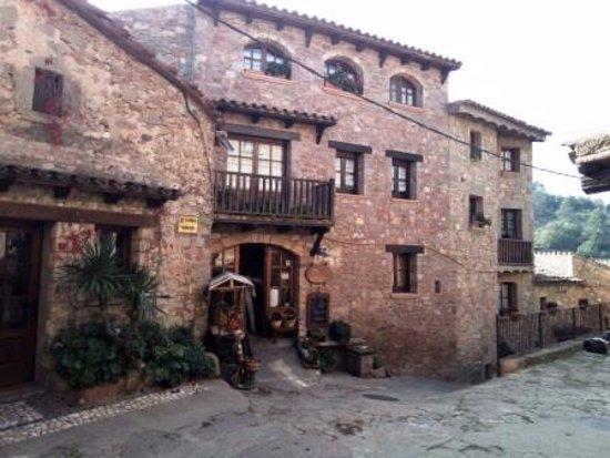Mura, Hiszpania: Interior pueblo