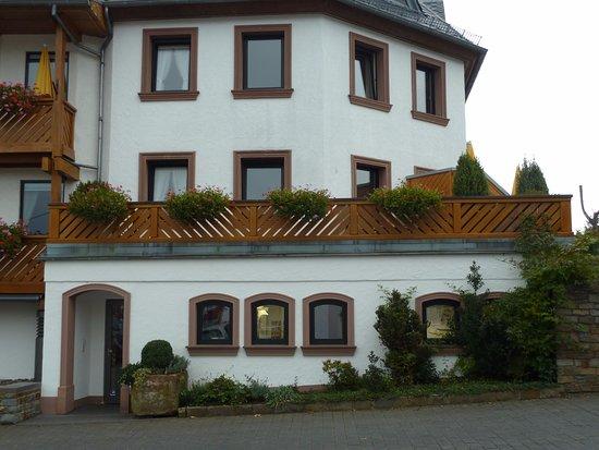 Schalkenmehren, Alemania: Kamer met riant balkon op de 1e verdieping