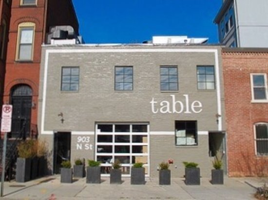 Table washington dc restaurant reviews phone number photos tripadvisor - Table restaurant washington dc ...