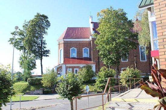 Siluva, ลิทัวเนีย:  Church