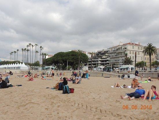 Plage Macé: la playa