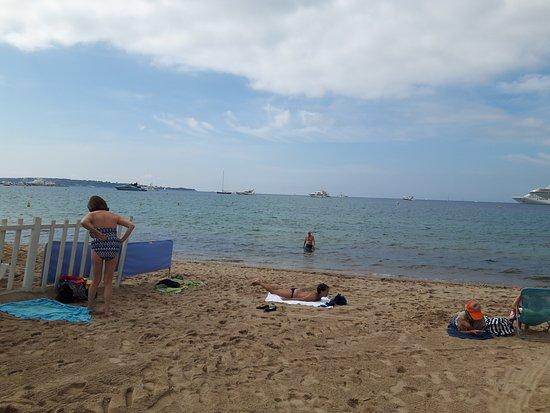 Plage Macé: playa